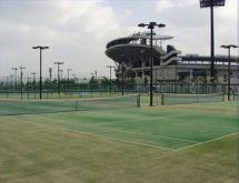松山中央公園テニスコート
