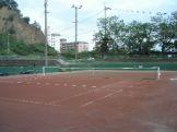 湯月公園テニスコート