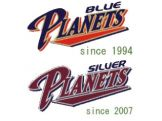 Blue Planets & Silver Planets